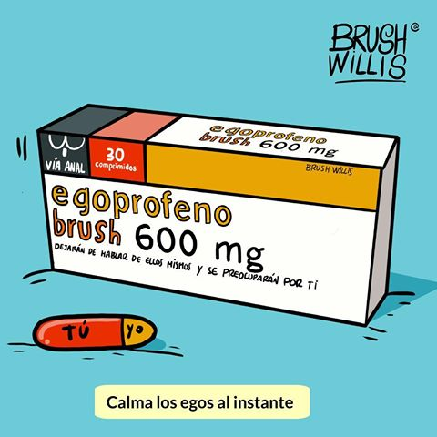 Egoprofeno, by Brush_Willis
